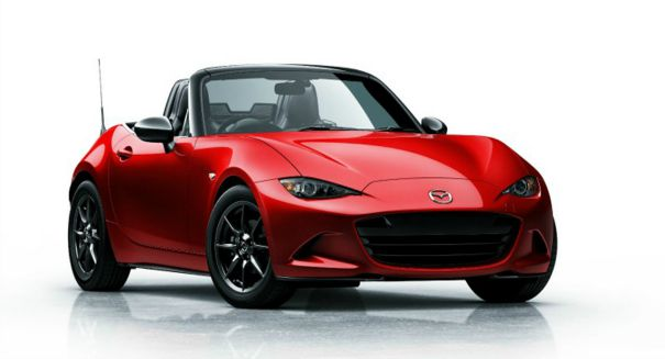 Mazda's 2016 MX-5 Miata Roadster is one smooth ride
