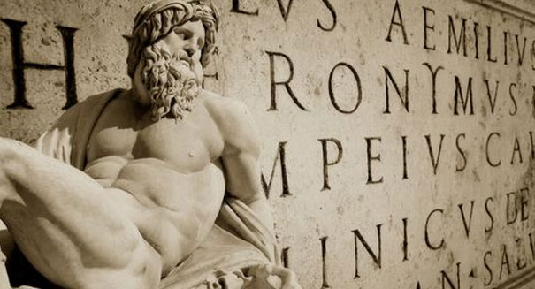 Here's the poop on ancient Roman hygiene