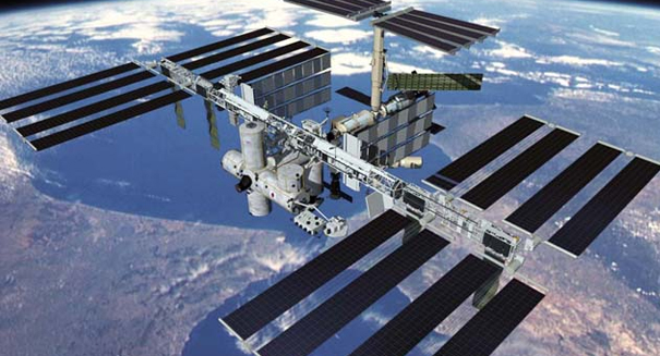 A tour of the international space station