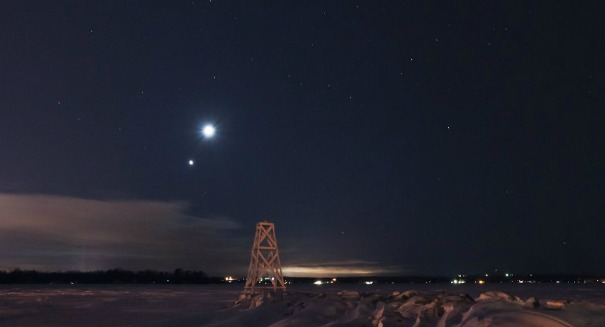 Jupiter, Mars, and Venus will converge in the sky this week