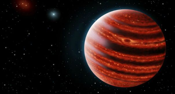 Gas giants like Jupiter grew from just a few pebbles