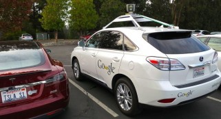 Could a self-driving Google car be the designated driver?