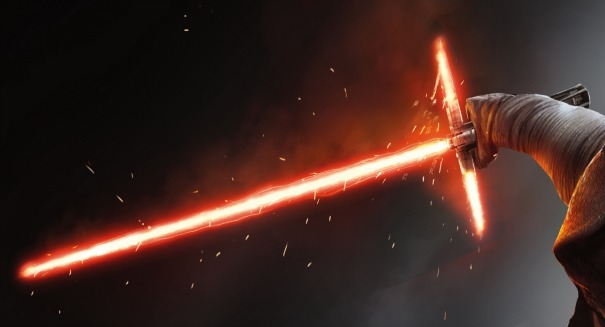 Sorry, Star Wars fans – You won't be seeing a real lightsaber anytime soon
