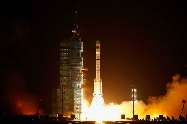 Long March 5 rocket launch sees China as major space player