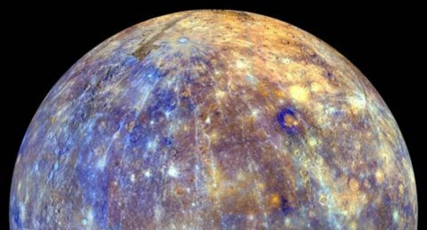 Scientists shocked to find Mercury has liquid metal core and a magnetic field like Earth