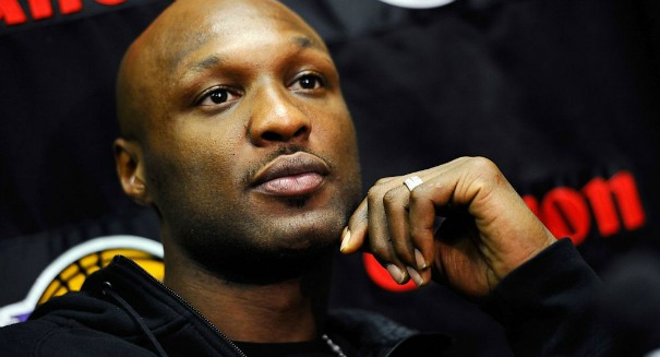 Lamar Odom hospitalized after downing herbal viagra pills