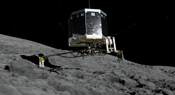 This is the end for ESA's Philae comet lander