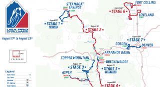 USA Pro Challenge 2015 cycling preview