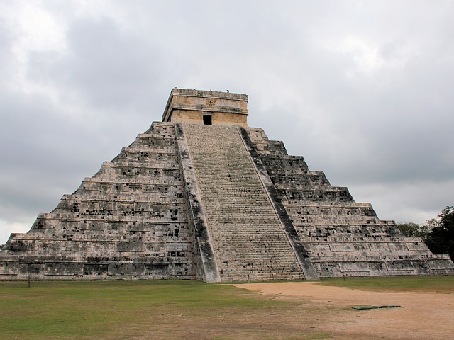 Archaeologists shocked at Temple of Kukulcan's secret pyramid