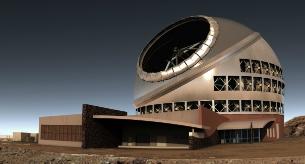Hawaii court shoots down Thirty Meter Telescope permit