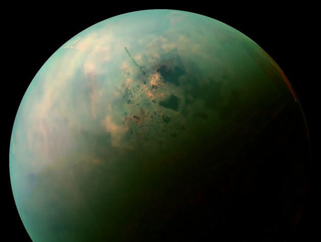Why Saturn's moon Titan could be an alien life hotspot