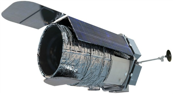 NASA has a new telescope, and it's way stronger than Hubble