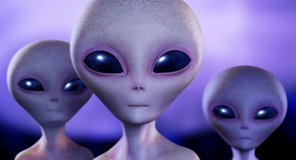 Scientists shocked by astonishing alien discovery