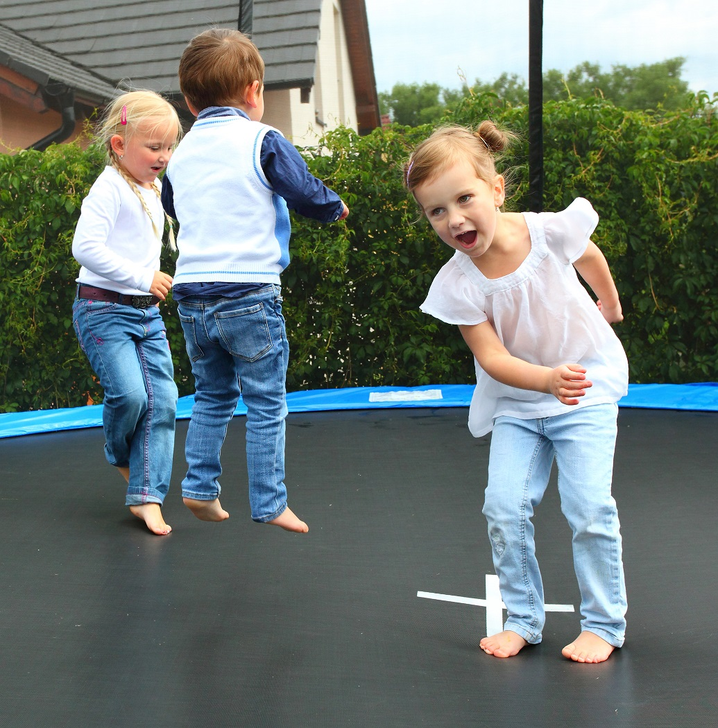 Study records big bounce in trampoline-related injuries