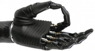 Newly crafted bionic hand can sense shapes, texture