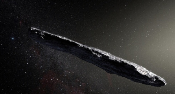 Scientists shocked by bizarre alien object blasting through our solar system