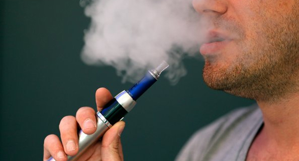 Think e-cigs are safe? Think again