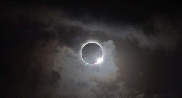 The shocking truth about the solar eclipse