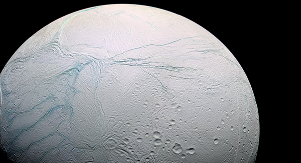 Scientists shocked by huge discovery on a Saturn moon