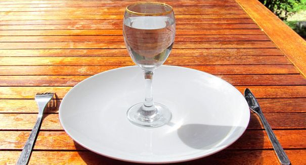 The shocking truth about drinking water