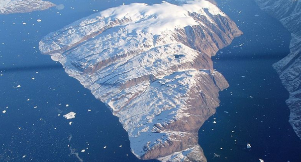 Scientists stunned as Greenland ice melt smashes record