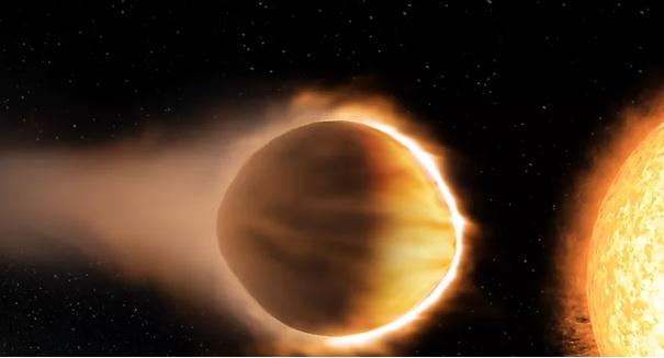 Scientists astonished by discovery of 'hot Jupiter' [VIDEO]