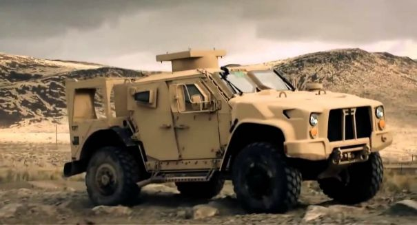 A huge fight is about to erupt over US Army's $30 billion Humvee replacement