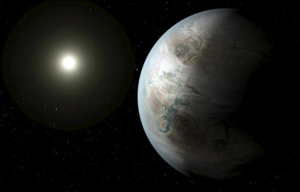 Earth-like planet Kepler-452b may be proof that we are not alone