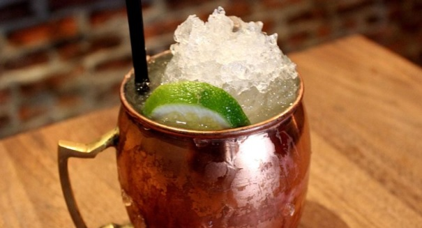 Are copper 'Moscow Mule' mugs poisoning you?