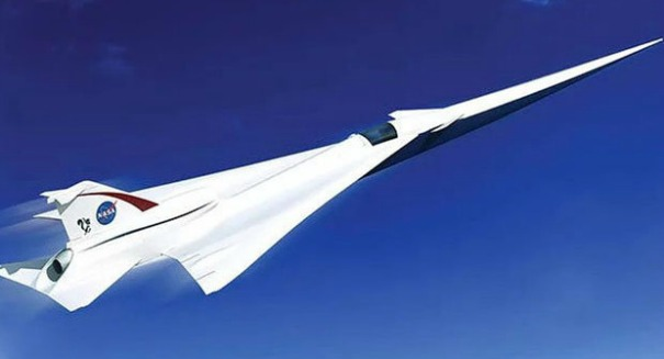 NASA is working on an aircraft that will blow your mind