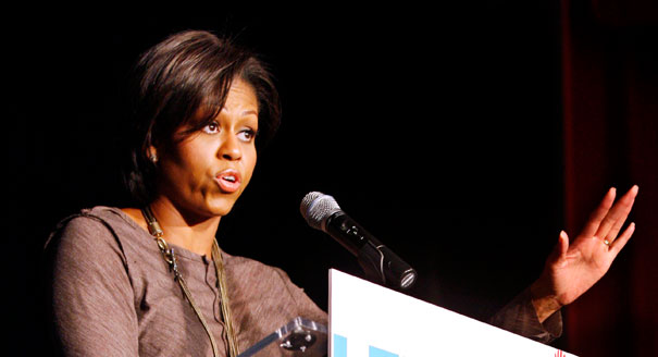 Michelle Obama scores with new and improved nutrition labels to highlight calories and sugar