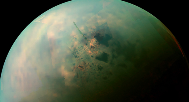 Astonishing discovery on Titan could be alien breakthrough