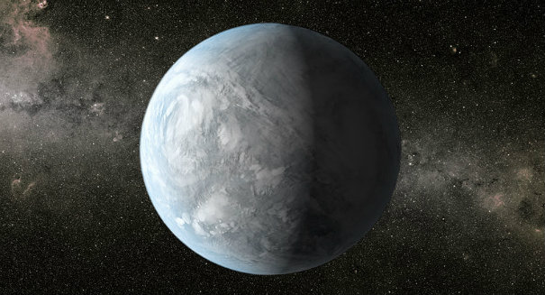 Amazing discovery: New exoplanet could be as habitable as Earth