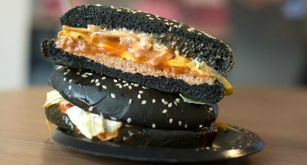 Burger King's Halloween Whopper will turn your poop green