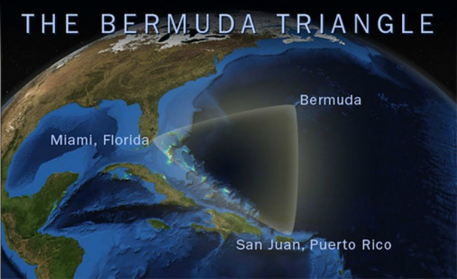 Does this end the mystery of the Bermuda Triangle?