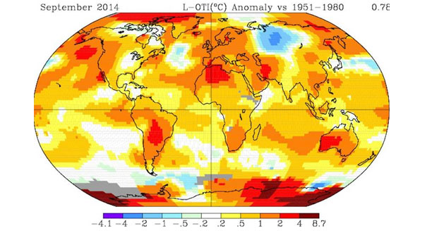 Climate change more dangerous than anticipated