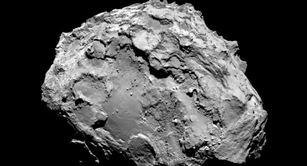 Rosetta makes massive discovery on Comet 67P