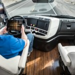 Daimler tests first self-driving truck on the Autobahn