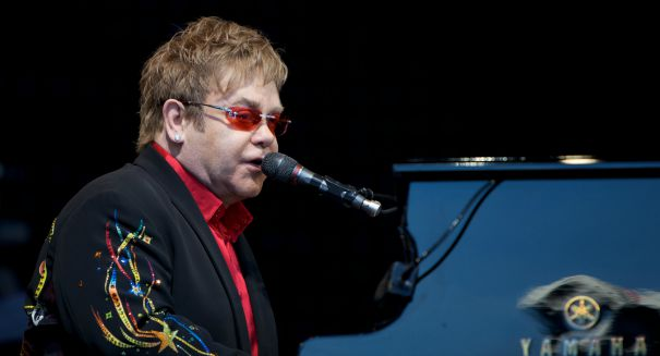 Fancy new shrimp species named after Elton John