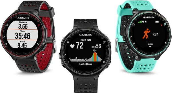 Garmin unveils three new GPS smartwatches