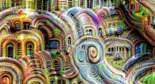 Google artificial intelligence has learned to draw scenes from its dreams