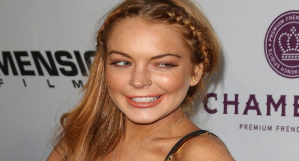 Lindsay Lohan naked in Italy, says she was drugged at a wedding