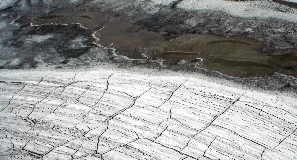 Permafrost could double the CO2 in the atmosphere, study warns