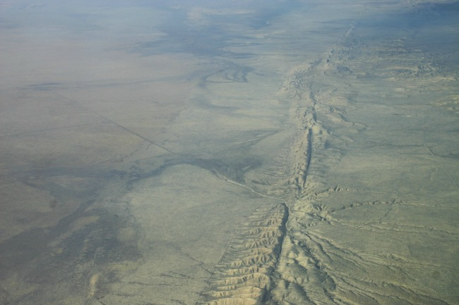 Shocking find: New fault line in San Andreas could be a potential danger