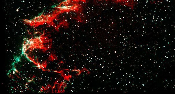 Hubble Telescope snaps stunning new images of the Veil Nebula