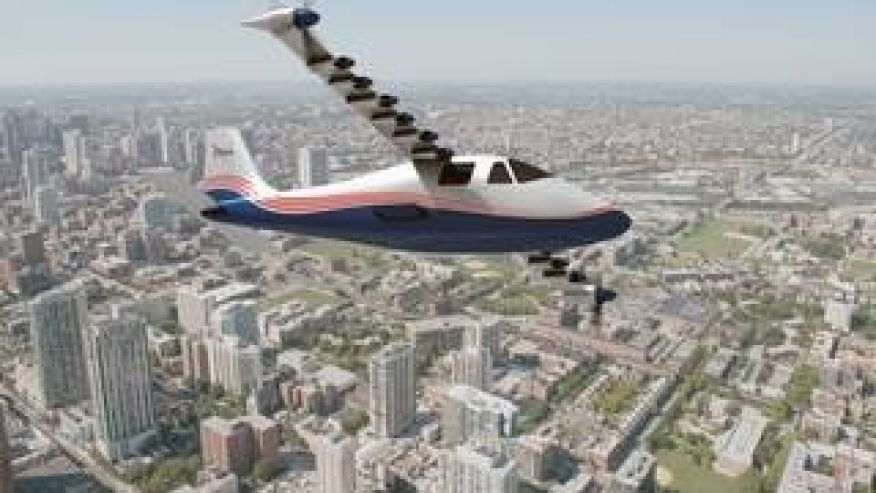 X-57, all new NASA environment-friendly electric airplane project unveiled