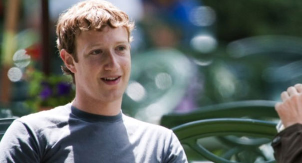 Facebook's Zuckerberg wants to bring Internet to Syrian refugees