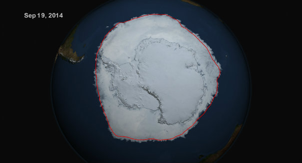 Antarctica's growing ice doesn't disprove global warming – here's why