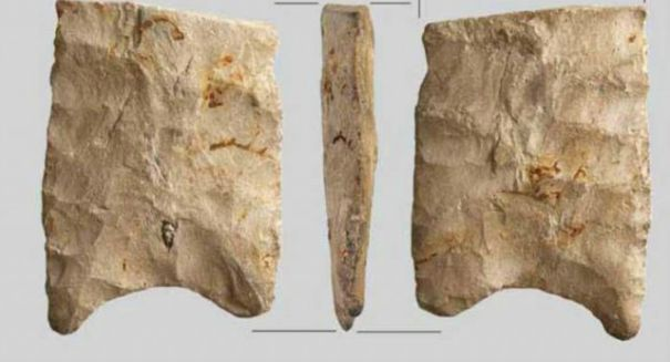 Ancient stone tools unearthed in Seattle area dig