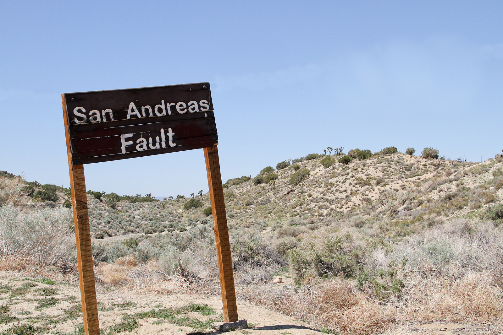 New discovery may help predict San Andreas quakes